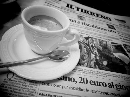 Italienisches Frühstück
